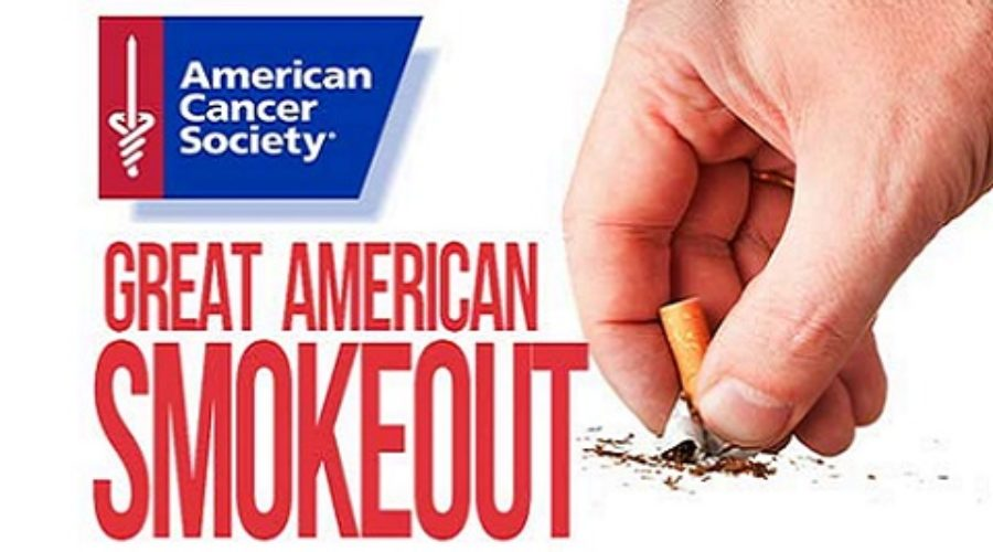 The Friday Five – Great American Smokeout